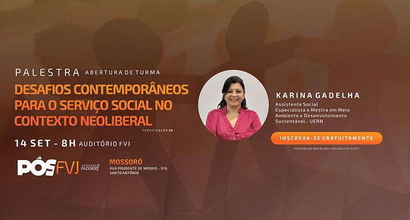 Desafios Contemporâneos para o Serviço Social no Contexto Neoliberal