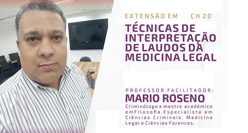 Extensão em Técnicas de Interpretação de Laudos da Medicina Legal